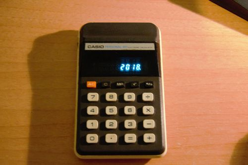 Calculadora  Casio
