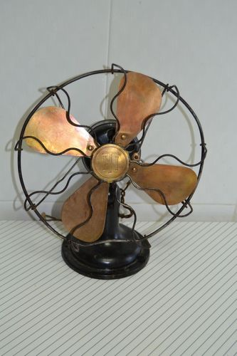 VENTILADOR ANTIGUO TN